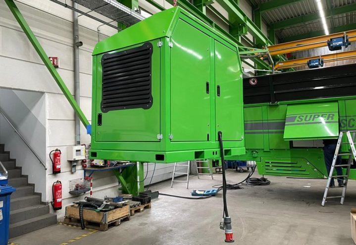 R2F Hybrid - avløftbar motorpakke