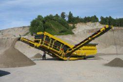 Sand och grus