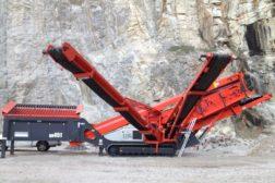 Sandvik QA451 – 3 Deck