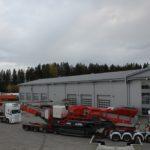 UJ440i og UH440i transport