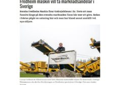 Fredheim med Entreprenad Aktuellt