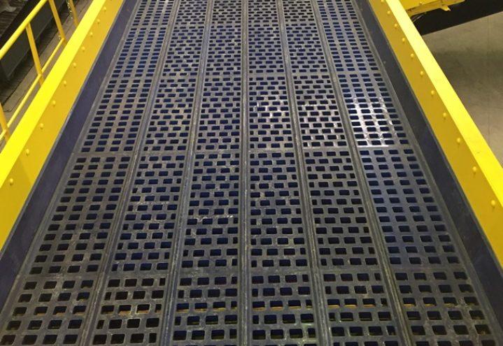 Keestrack Giant - 6x2 meter sikt 12m2