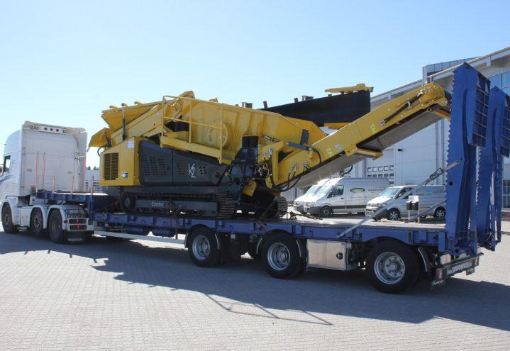 transport K2