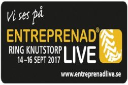 Entreprenad Live Skåne 14 -16 Sep 2017