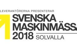 Svenska Maskinmässen  2018