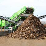 SuperScreener 3F sikting kvernt grønt avfall