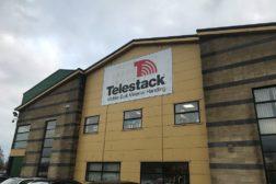 Telestack fabrikken