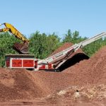 HF 10T stockpiling aggregates - 1