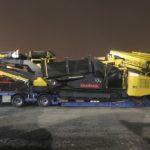 Transport K7 med BFR