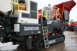 Sandvik QJ341+ Forsikt