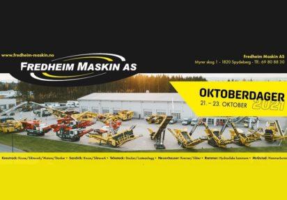 Välkommen til årets Oktoberdagar 21-23 Oktober